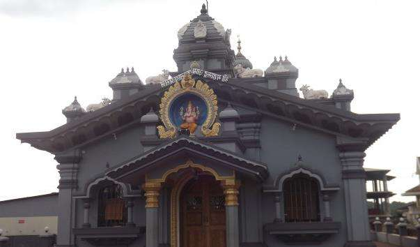 Храм Ганеша