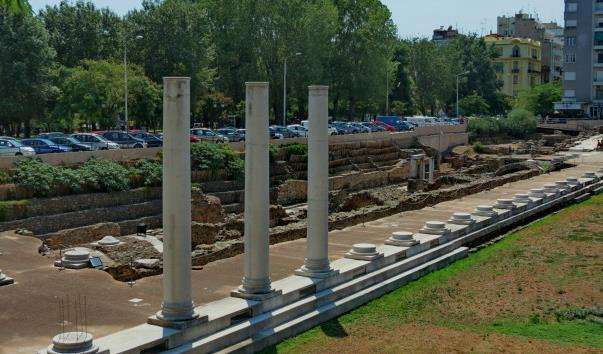 Римська Агора