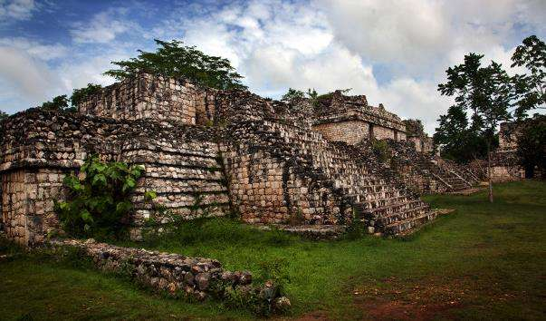 Стародавнє місто Ек-Балам