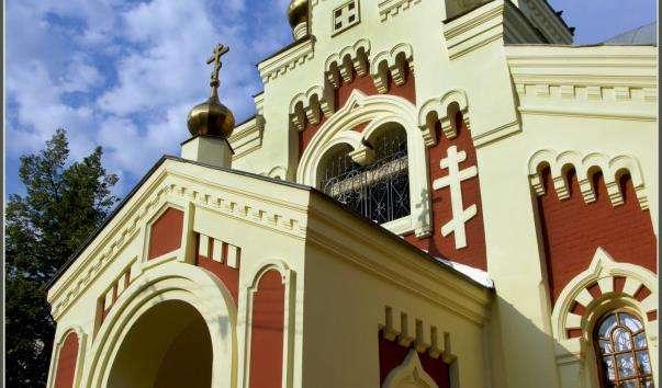 Церква в честь ікони Божої Матері «Всіх скорботних Радість»