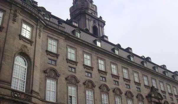 Замок Крістіансборг