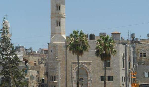 Мечеть Омара у Віфлеємі