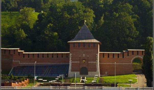 Зачатіївська вежа Нижегородського кремля