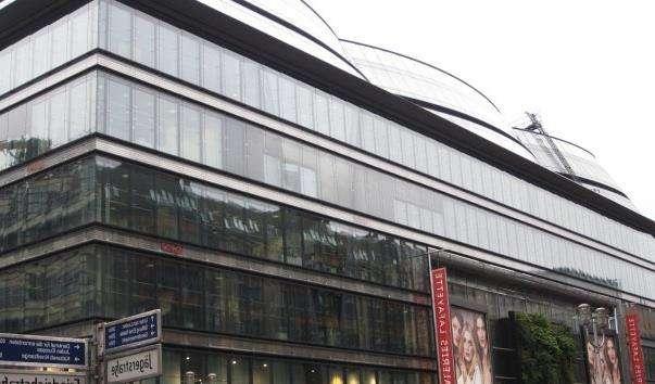Універмаг «Галері Лафайєт» в Берліні