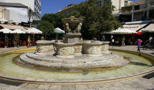 Площа Венізелоса – Левова площа