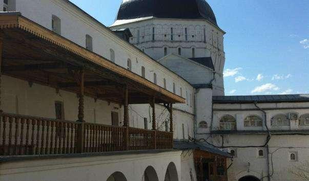 Старий центр Сергієва Посада