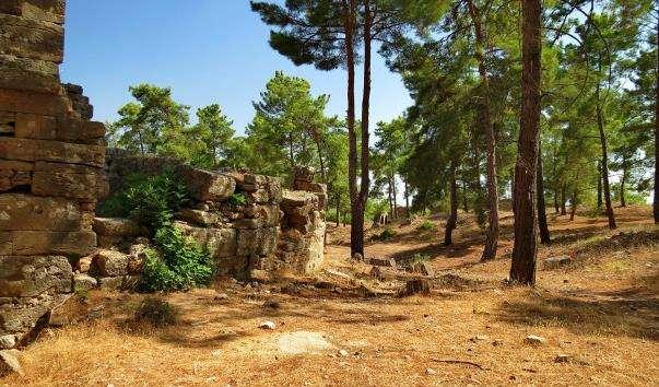 Стародавнє місто Сельовкия