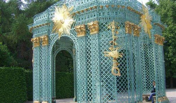 Потсдамський сад