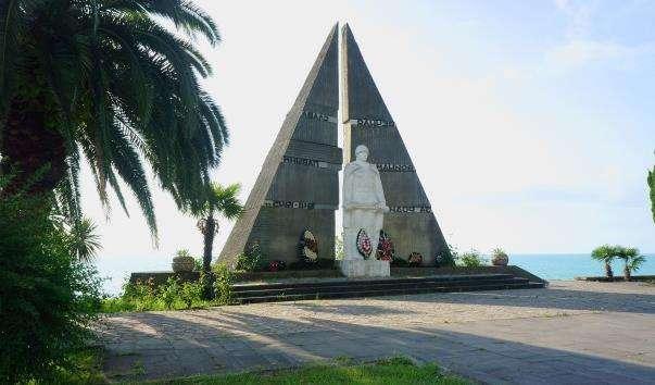 Памятник радянським воїнам, загиблим у роки Великої Вітчизняної війни