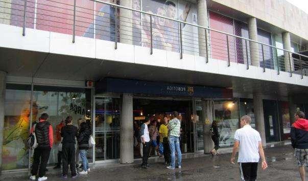 Магазин футбольного клубу «Барселона»