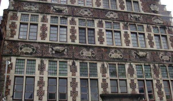Центр міста Гент