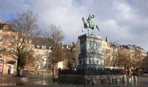 Площа Гійома II