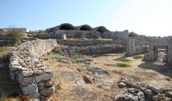 Руїни стародавнього міста Аптера