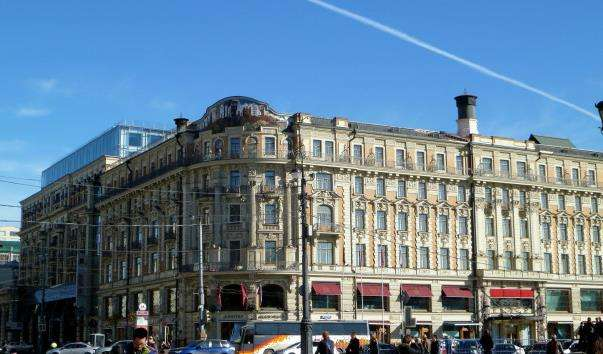 Готель Національ в Москві