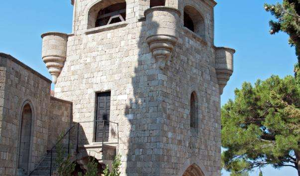 Лицарська церква XV століття