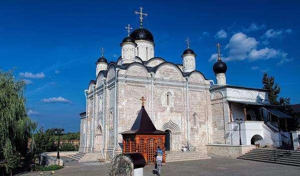 Введенський монастир Владичний