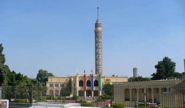 Каїрська телевежа