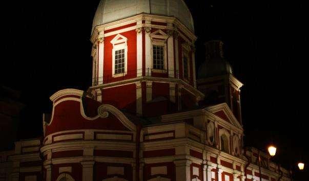 Пантелеимоновская церква