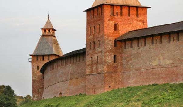 Княжа вежа Новгородського кремля