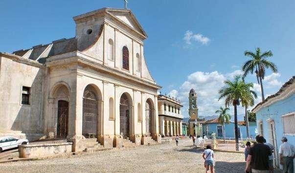 Церква і монастир святого Франциска