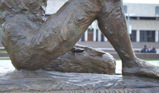 Скульптурна композиція «Загадки Шурале»