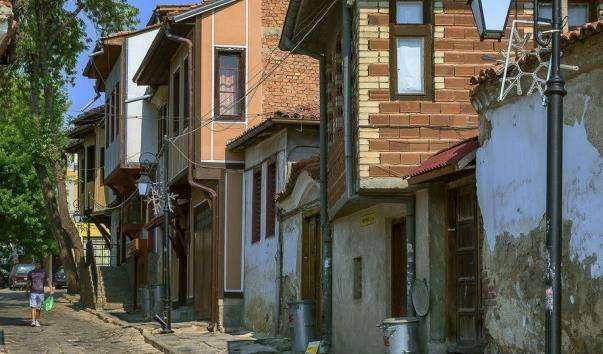 Історичний центр Пловдива