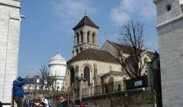 Церква Святого Петра на Монмартрі