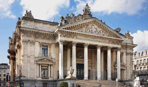 Будівля Брюссельської біржі
