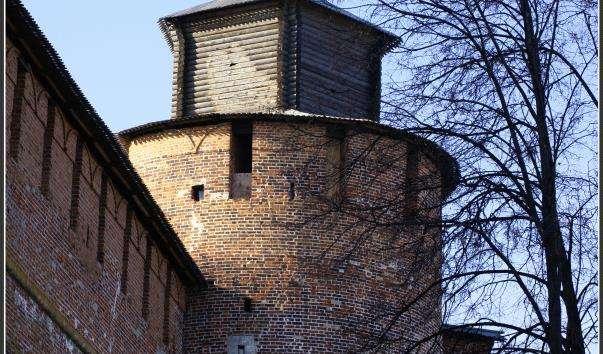 Годинна башта Нижегородського кремля