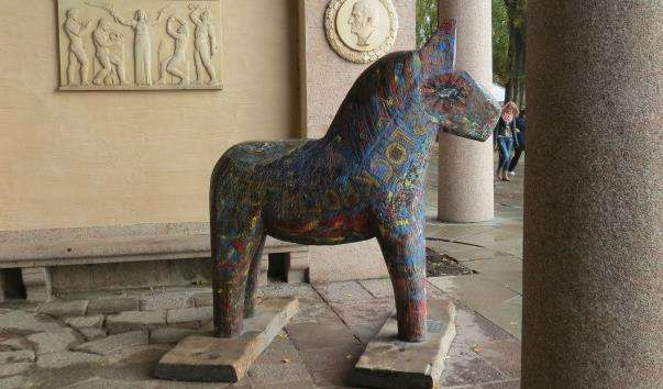 Далекарлийская конячка