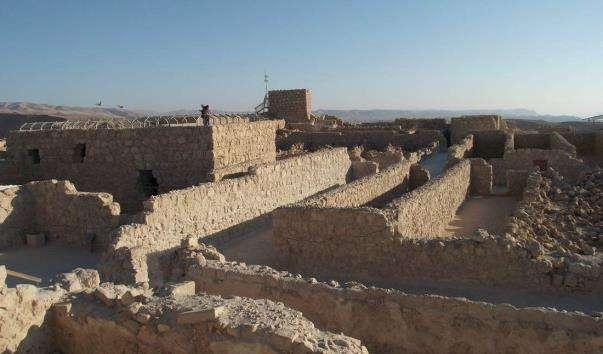 Фортеця Масада