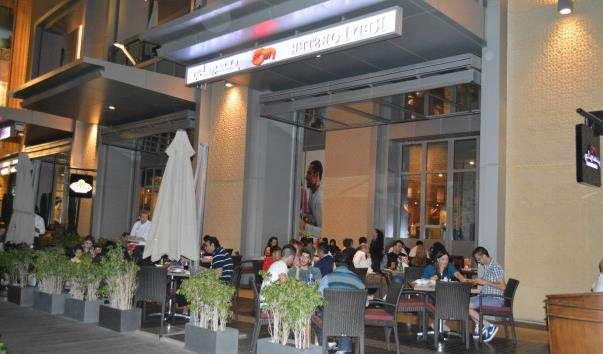 Ресторан Ред Лобстер в Дубаї