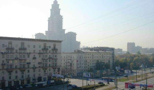Ленінградський проспект у Москві