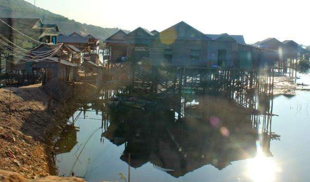 Село Поур Кром