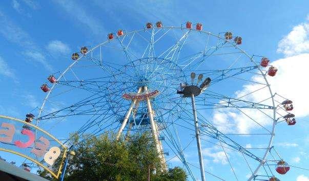 Лазаревське колесо огляду