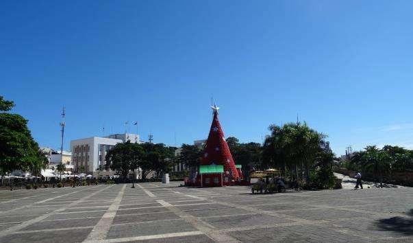 Площа Іспанії в Санто-Домінго