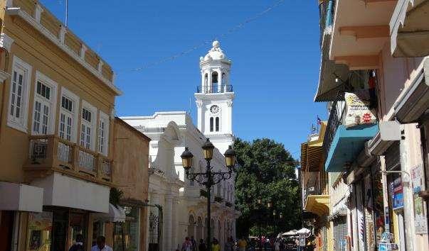 Вулиця Ель Конде в Санто-Домінго