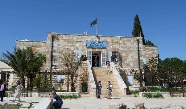 Археологічний музей в Аммані