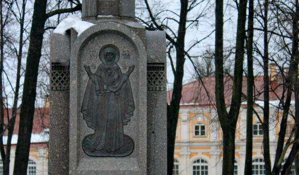 Некрополь майстрів мистецтв – Тихвинское кладовищі