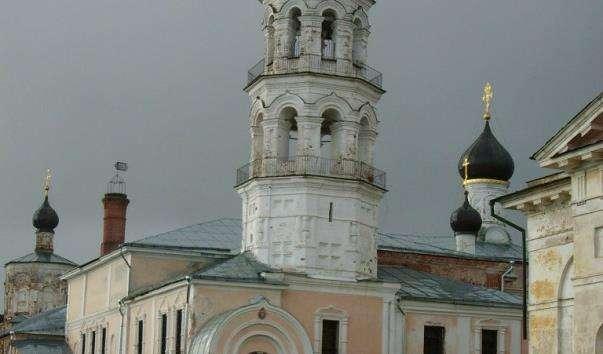 Новоторжский Борисоглібський монастир