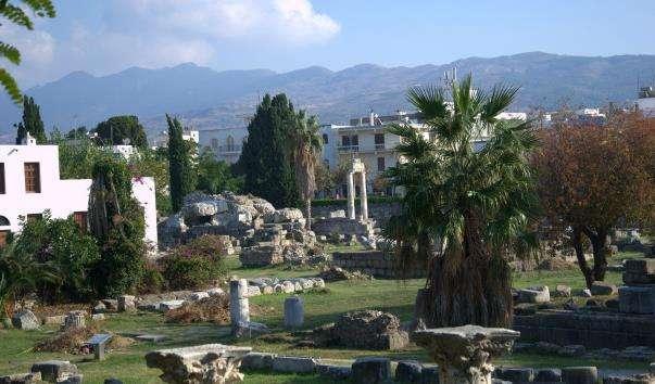 Стародавня Агора