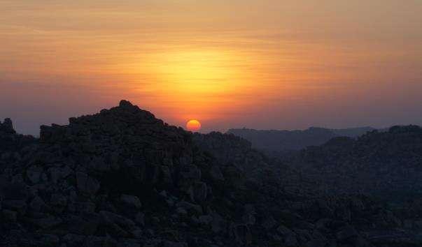 Гора Матангі