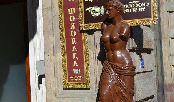 Музей шоколаду у Санкт-Петербурзі