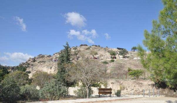 Стародавнє поселення Хирокитія