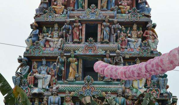Храм Шрі Маріамман