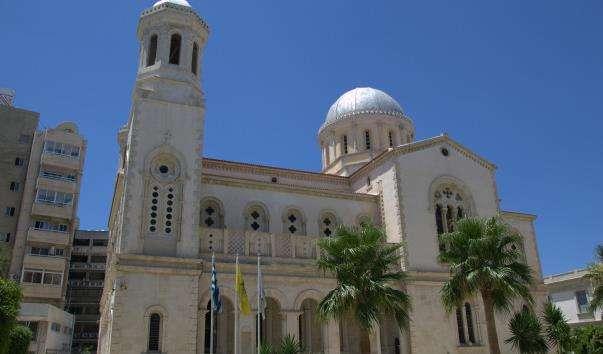Кафедральний собор Айя-Напа