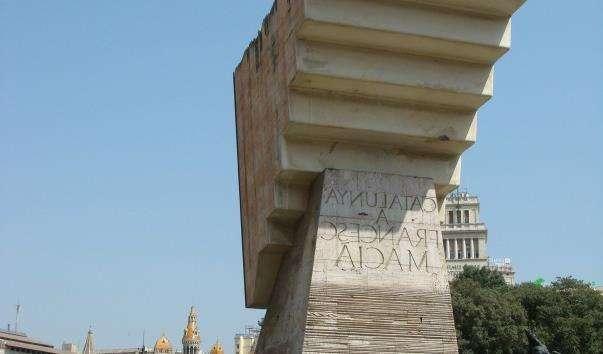 Памятник Франсеску Масії