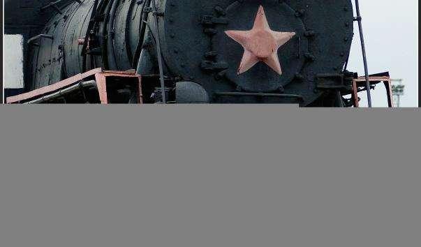 Музей паровозів