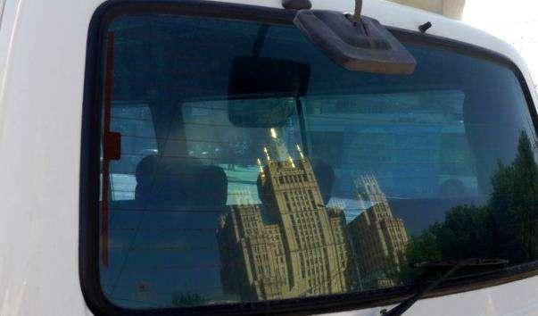 Висотка на Кудринській площі
