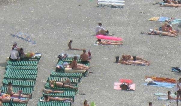 Пляж Бетті